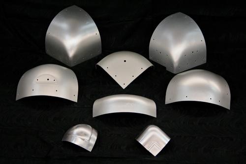 Corner Caps